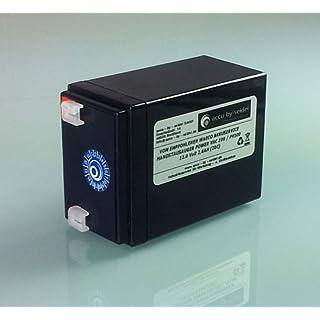 Ersatz- Akku für Waeco Staubsauger Power Vac, PowerVac, PV100, pv 100, 12 Volt 2.6Ah vom Ersatzakku Service von Waeco / Dometic