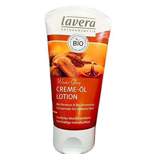 Lavera Creme-Öl Lotion Winter Glory, 1er Pack (1 x 150 ml)