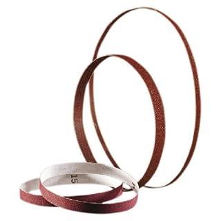 Abtec 13mm x 457mm P60 Long lasting ceramic abrasive cloth sanding belt. Price per 10.