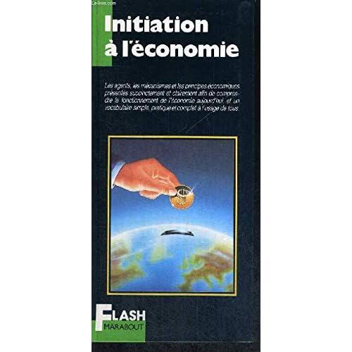 Initiation a l'économie