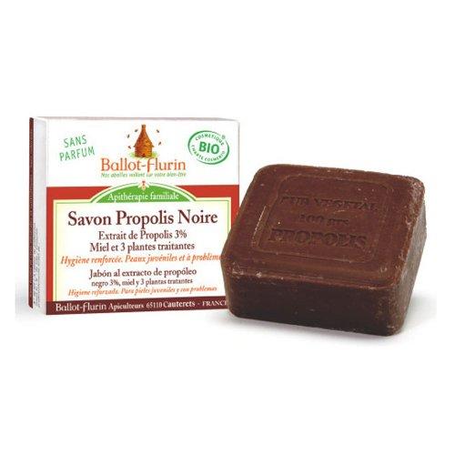 Ballot Flurin Savon Propolis Noir 100 g