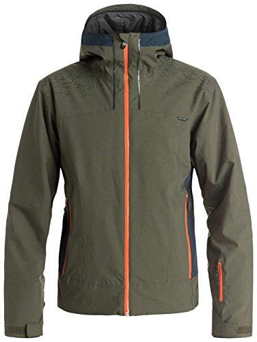 Quiksilver Herren Snowboard Jacke Bloke Jacket