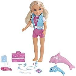 Nancy - Cuidando delfines