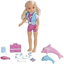 Nancy - Muñeca Nancy, un día cuidando delfines (Famosa 700013515)