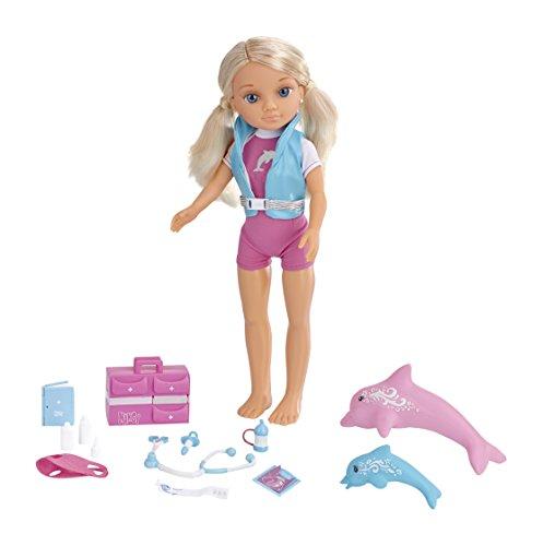 Nancy - Muñeca, día cuidando Delfines (Famosa 700013515)