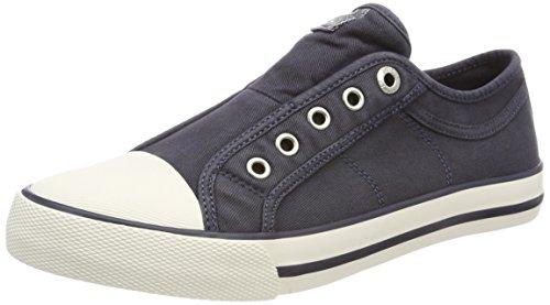 s.Oliver Damen 24635 Sneaker, Blau (Navy), 38 EU