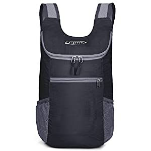 41BAYbQc7OL. SS300  - G4Free Ultra Lightweight Small Rucksack Foldable Backpack Packable Rucksack 11L for Travelling Walking Cycling Hiking or Multipurpose Daypacks Unisex