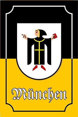city-crest-barschild-nostalgia-historiches-munich-city