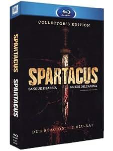 Spartacus: Gods Of The Arena + Sangue E Sabbia (Blu-ray)