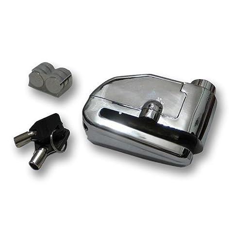 Linxor ® Bremsscheibenschloss mit Alarmfunktion – EG-Norm