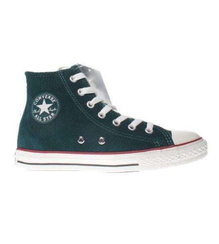 Kinder Sneakers Chuck Taylor Hi ponderosa dunkelgrün