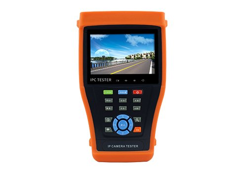 BW 10,9cm Touch Bildschirm IP Kamera Test Monitor PoE Test WiFi PTZ Controller OSD-Menü Digital Multimeter/optischer Leistungsmesser/Visual Fault Locator/TDR-Kabel-Test/SDI Kamera Test/Video Level Meter/Kabel Tracer ipc-4300t Full Funktion