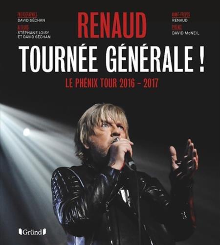 Renaud - Tourne gnrale !