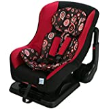 Mee Mee Baby Car Seat Cum Carry Cot with Thick Cushioned Seat (Red)