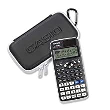 Casio ClassWiz Calculatrice scientifique Calculatrice scolaire Noir