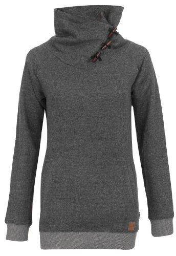 Rodeck fORVERT sweat-shirt pour femme Gris - gris foncé