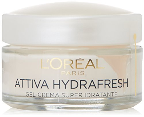 L'Oréal Paris Attiva Hydrafresh Gel-Crema Super Idratante,