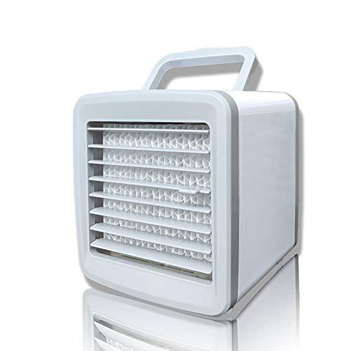 Breeze Klimaanlage (Luftkühlung Tragbarer Kühlventilator Mini Breeze Swamp Cooler Klimaanlage Kleiner, Klimatisierter Schlafsaal Mit Mini-Klimaanlagenventilator)