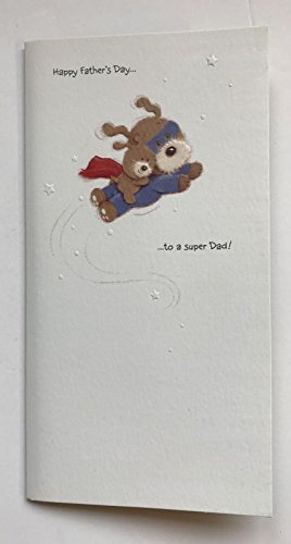 "Happy Father's Day card ""(englischer Text)"
