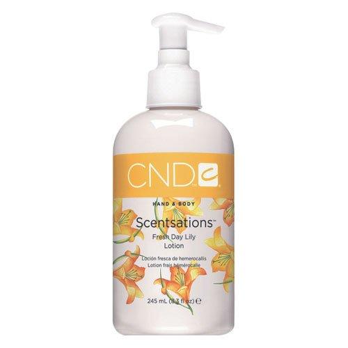 CND cosmétiques Scentsations main & corps frais jour Lily oz 8,3.