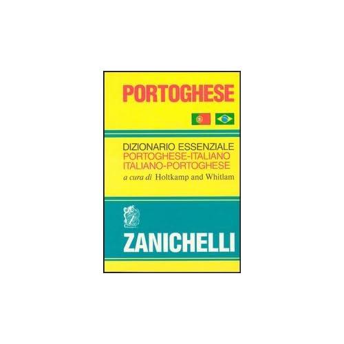 Portoghese. Dizionario Portoghese-Italiano, Italiano-Portoghese
