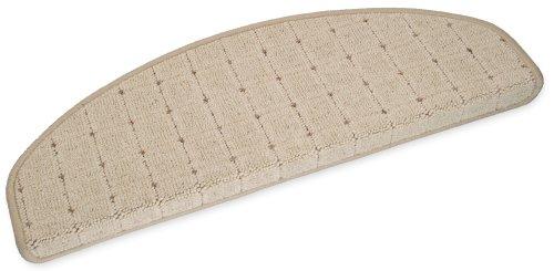 Stufenmatten Speedy 65x23cm halbrund (beige)