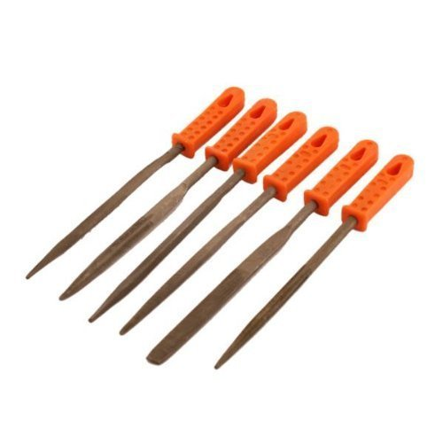 Blackspur BB-FS205 Needle File Set by Blackspur