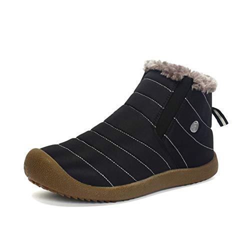 Baskets mode Bottes De Neige Homme, Chaud D'Hiver Chaussures Casual Extérieure De Grande Taille