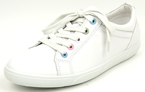 ara, Scarpe stringate donna Bianco bianco Bianco (weiss multi)