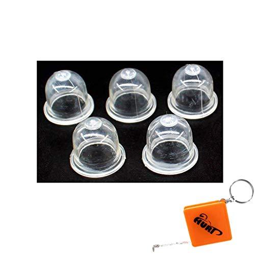 HURI 5  Petrol,Primer,Bulb,Pump,for,Homelite,Ryobi,jcb,strimmer,brush,cutter,&,hedge,trimmers,22mm,od