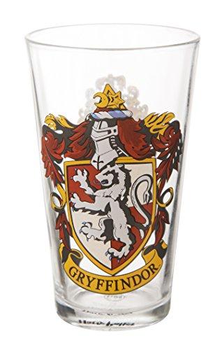 TruffleShuffle Harry Potter Gryffindor Wappen Trinkglas gro