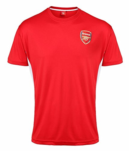 c248631cef4 Arsenal F C Official 2016 17 Personalised Football Shirt with BANG TIDY  CLOTHING BRANDED GIFT BOX