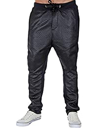 Red Bridge Herren TRB-C Harems-Hose Jogginghose Pants Schwarz