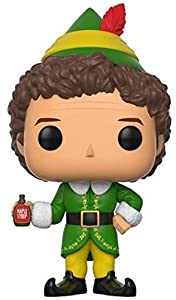 Funko Pop!- Movies: Elf Figura de Vinilo Buddy with Chase (21380)