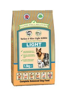 James Wellbeloved Adult Dog Light Turkey & Rice
