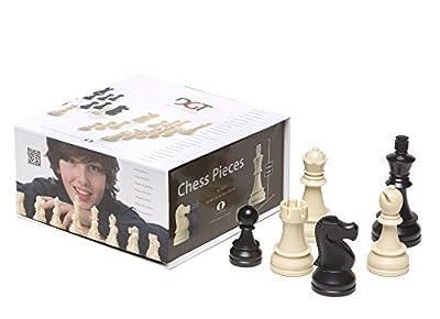 Pièces de jeu d'échecs taille 5