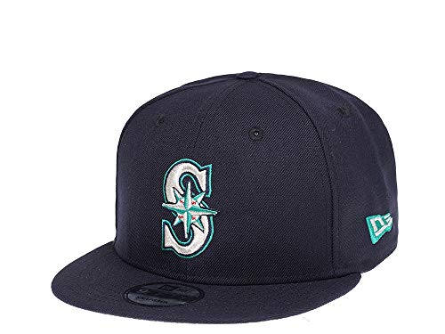 New Era Seattle Mariners 40th Anniversary Edition 9Fifty Snapback Cap - MLB Kappe