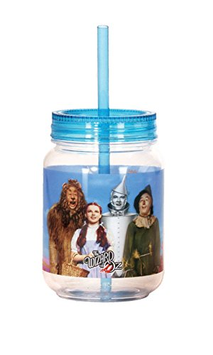 Spoontiques Wizard Of Oz Mini Mason Jar, Blau (Mason Jar-cup Für Kinder)
