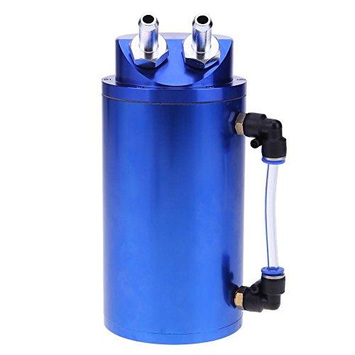 vanpower Universal Aluminium Legierung Zylinder 10mm/15mm Motor, Catch Tank (blau)
