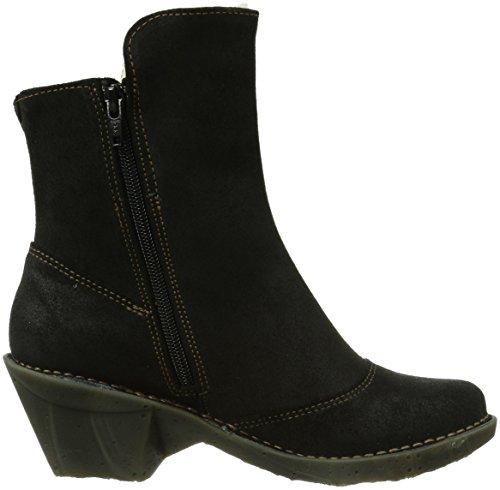 Art Oteiza, Boots femme Noir (Night)