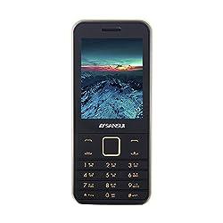 Sansui X41 Pro-MOBIA2S1A-02BGBA Keypad Dual Sim Light Weight Audio/ Vedio Player - Camera Mobile Phone
