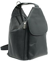 5e60633dbdd9 Amazon.co.uk  Leather - Fashion Backpacks   Women s Handbags  Shoes ...