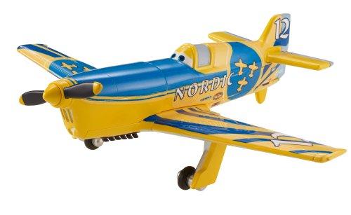 Mattel Modellino Aereo Scandanavian Racer X9459 Bdb85