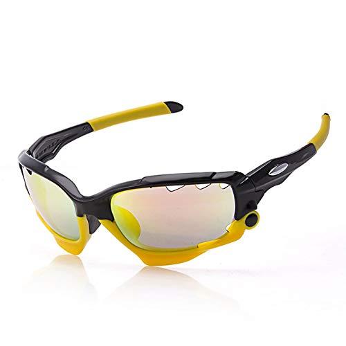 DOLOVE Vintage Motorradbrille Motocross Sonnenbrille Unisex Arbeitsbrille Antibeschlag