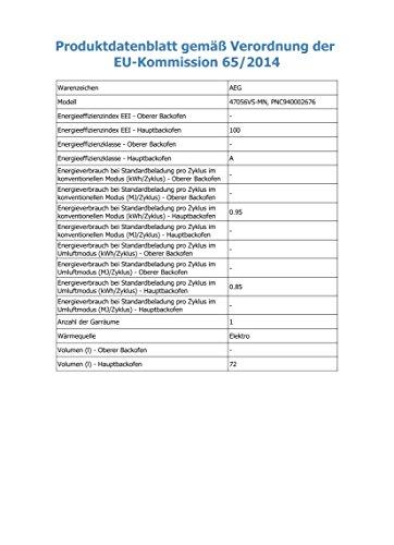 AEG 47056VS-MN Freistehender Gasherd - 3