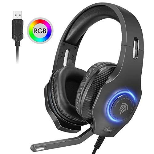 Auriculares gaming Estéreo 7.1