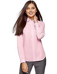 7ddc1c4ce931d Amazon.es  Con botones - Blusas y camisas   Camisetas
