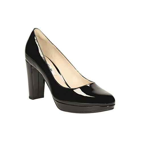 Clarks Kendra Sienna, Zapatos de Tacón para Mujer