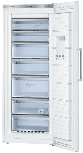 Bosch GSN54AW30 Serie 6 Gefrierschrank / A++ / Gefrieren: 323 L / weiß / NoFrost / digitale Temperaturanzeige