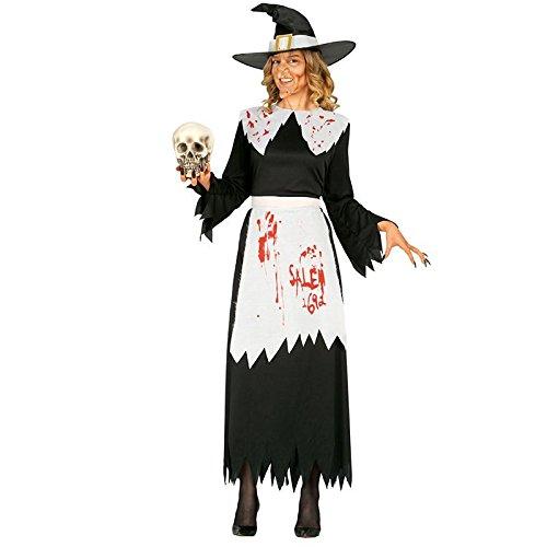 Bruja de Salem Hexe Halloween Kostüm Damen